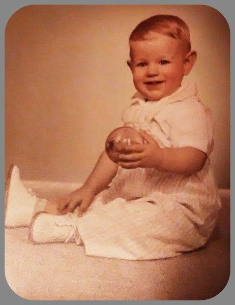 Jeffrey baby pics
